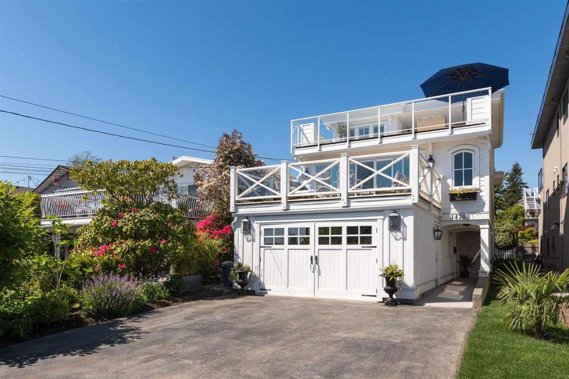 14763 Thrift Avenue, White Rock, South Surrey White Rock